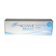 Acuvue Moist Toric 30 pack - Daily Disposable Contact Lens