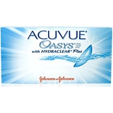 Acuvue Oasys for Astigmatism - Toric Contact Lenses