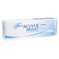 Acuvue Moist 30 Pack - Daily Disposable Contact Lens