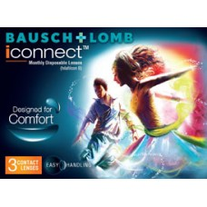 Iconnect - Monthly Disposable Contact Lens