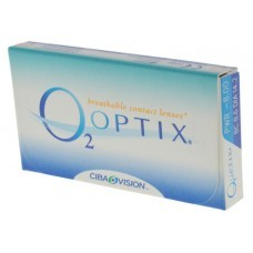 O2 Optix - Monthly Disposable Contact Lens