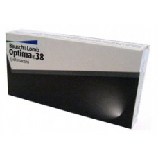 Bausch and Lomb Optima 38 - Yearly Disposable Contact Lens